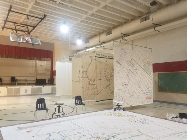 St. Louis Map Room